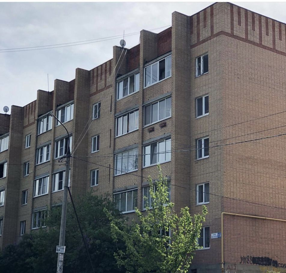 Аренда однокомнатной квартиры Бронницы, улица Льва Толстого 17, цена 15000 рублей, 2020 год объявление №1122385 на megabaz.ru