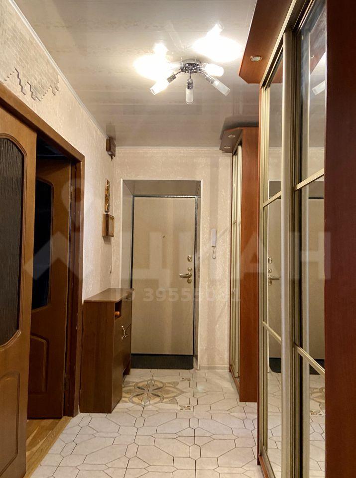 Продажа трёхкомнатной квартиры рабочий посёлок Столбовая, Парковая улица 10, цена 4450000 рублей, 2021 год объявление №375244 на megabaz.ru