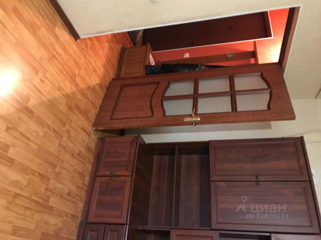 Аренда однокомнатной квартиры поселок ВНИИССОК, улица Дружбы, цена 27000 рублей, 2021 год объявление №1384300 на megabaz.ru