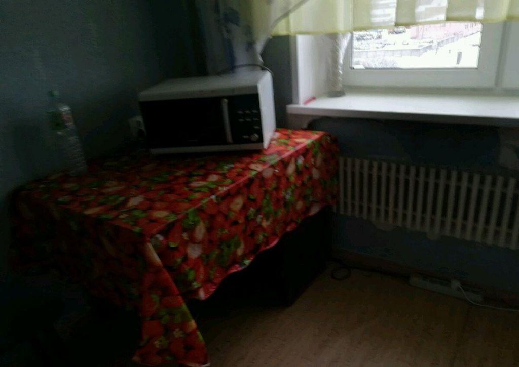 Аренда однокомнатной квартиры поселок Большевик, Молодёжная улица 7, цена 12000 рублей, 2020 год объявление №1061035 на megabaz.ru