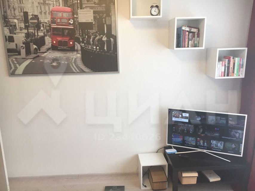 Продажа однокомнатной квартиры деревня Исаково, Рябиновая улица 1, цена 4100000 рублей, 2021 год объявление №356543 на megabaz.ru