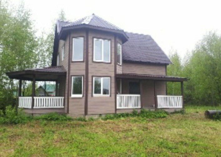 Продажа дома деревня Рогачёво, цена 1890000 рублей, 2020 год объявление №467478 на megabaz.ru