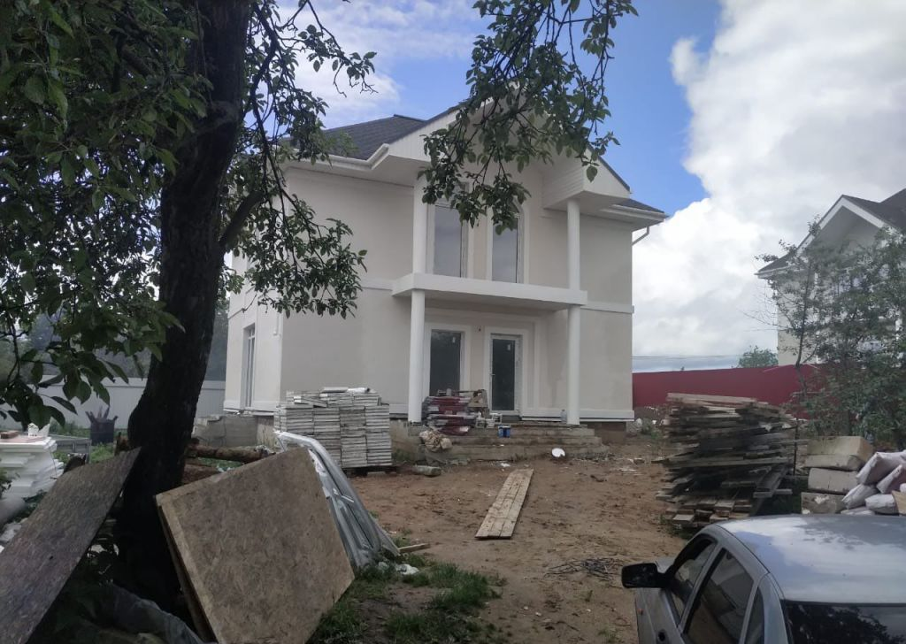 Продажа дома деревня Андреевское, Слободская улица 15, цена 8500000 рублей, 2021 год объявление №534675 на megabaz.ru