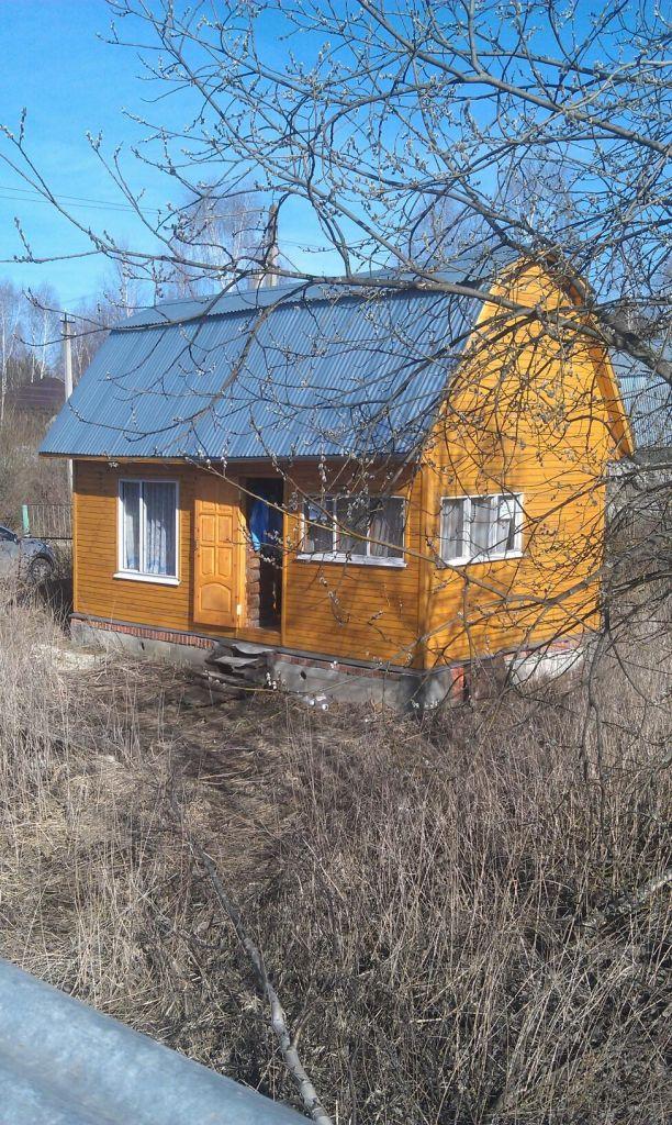 Продажа дома поселок Шатурторф, Новый переулок 3, цена 450000 рублей, 2021 год объявление №386159 на megabaz.ru