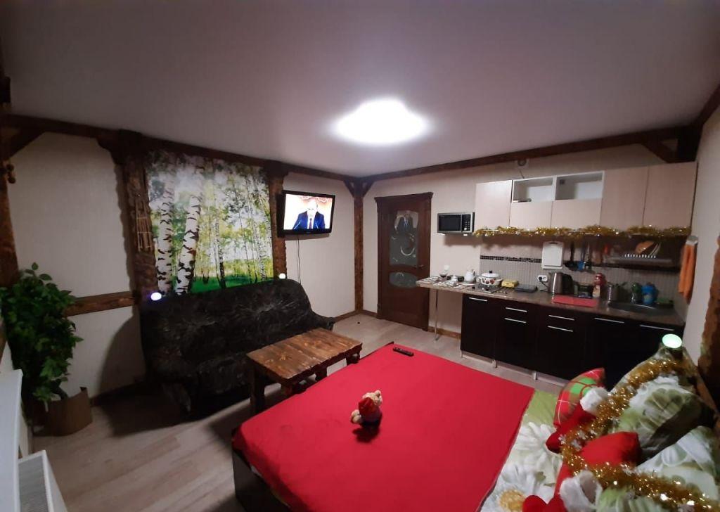 Аренда однокомнатной квартиры Домодедово, улица Курыжова 30, цена 1700 рублей, 2020 год объявление №1130884 на megabaz.ru