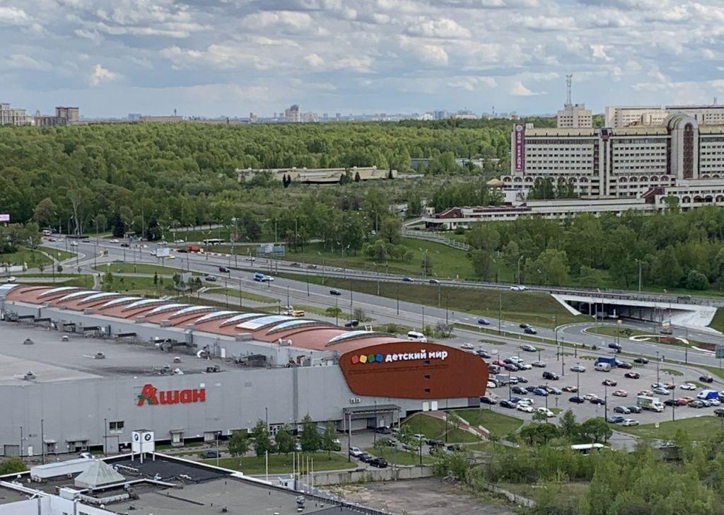 Продажа студии Москва, метро Крылатское, Рублёвское шоссе 70к6, цена 3700000 рублей, 2020 год объявление №398254 на megabaz.ru