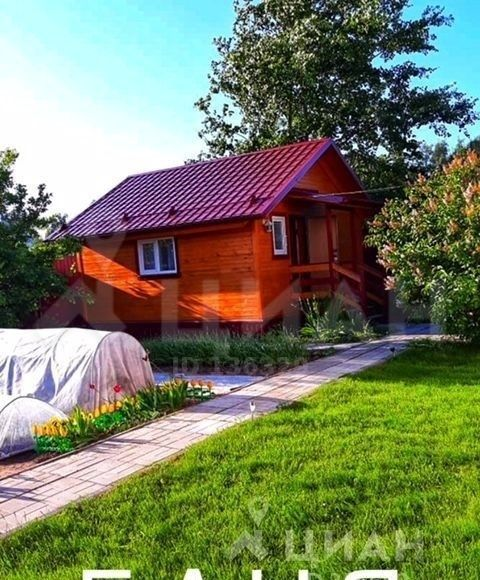 Продажа дома село Речицы, цена 2400000 рублей, 2021 год объявление №443857 на megabaz.ru