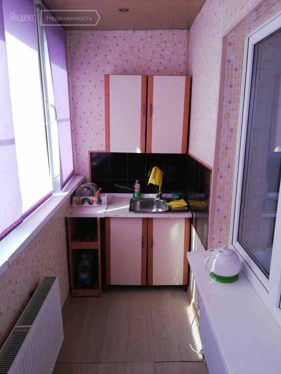Продажа однокомнатной квартиры деревня Павлино, цена 3050000 рублей, 2020 год объявление №393163 на megabaz.ru