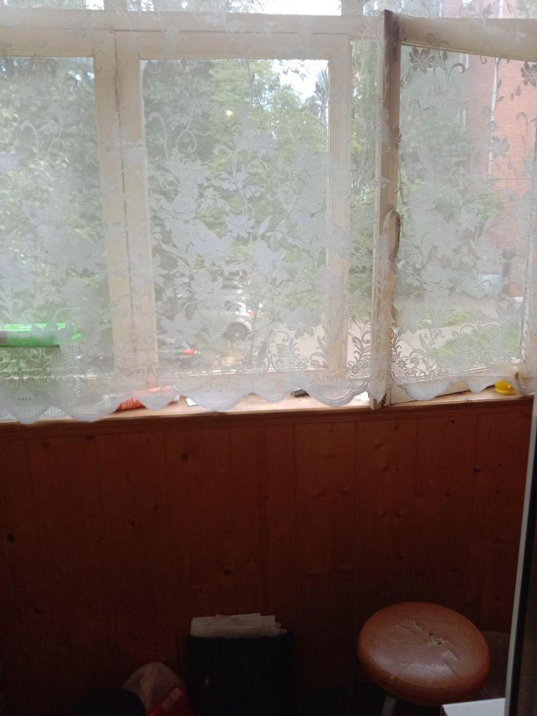 Продажа двухкомнатной квартиры Сергиев Посад, Октябрьская улица 7, цена 3000000 рублей, 2020 год объявление №449581 на megabaz.ru