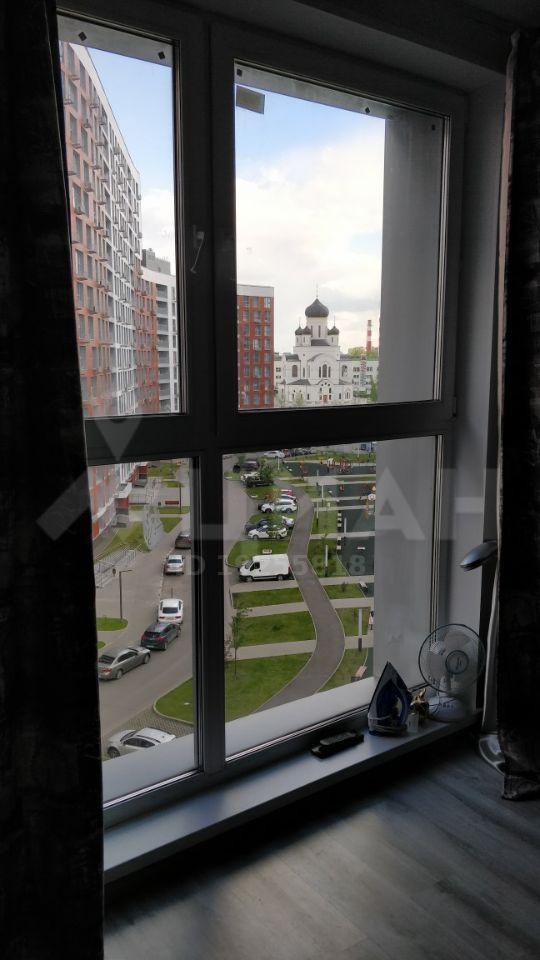 Аренда однокомнатной квартиры Мытищи, метро Тверская, Рождественская улица 2, цена 30000 рублей, 2021 год объявление №1041975 на megabaz.ru