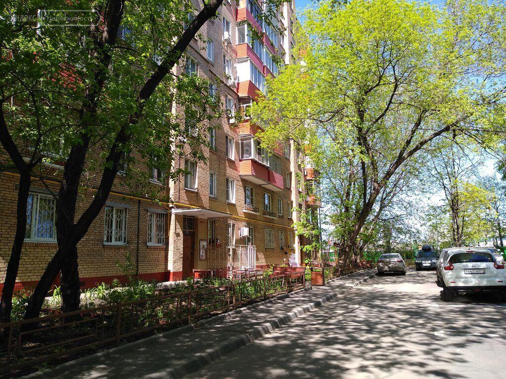 Продажа двухкомнатной квартиры Москва, метро Рижская, улица Верземнека 6, цена 11000000 рублей, 2020 год объявление №393277 на megabaz.ru
