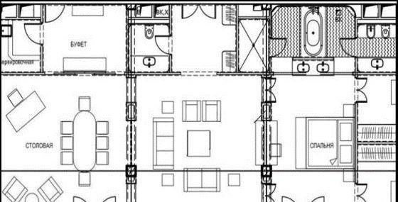 Аренда двухкомнатной квартиры Москва, метро Тверская, Страстной бульвар 2, цена 139000 рублей, 2021 год объявление №1047825 на megabaz.ru
