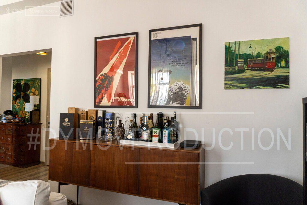 Продажа четырёхкомнатной квартиры Москва, метро Боровицкая, улица Серафимовича 2, цена 58000000 рублей, 2021 год объявление №434579 на megabaz.ru