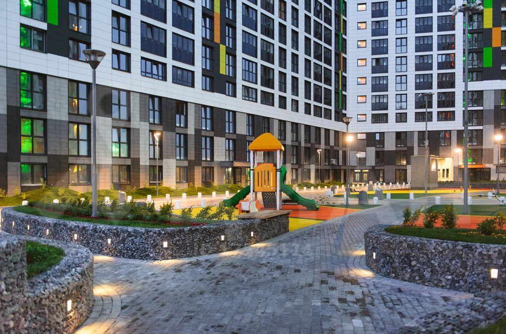 Продажа двухкомнатной квартиры Мытищи, метро Комсомольская, Рождественская улица 11, цена 14800000 рублей, 2020 год объявление №395765 на megabaz.ru