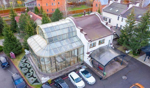 Продажа дома село Николо-Урюпино, Европейская улица 1А, цена 19000000 рублей, 2021 год объявление №537203 на megabaz.ru