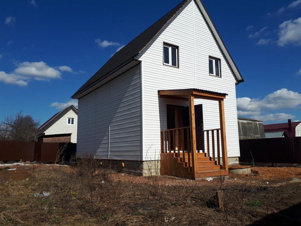 Продажа дома поселок Любучаны, цена 2520000 рублей, 2020 год объявление №399243 на megabaz.ru