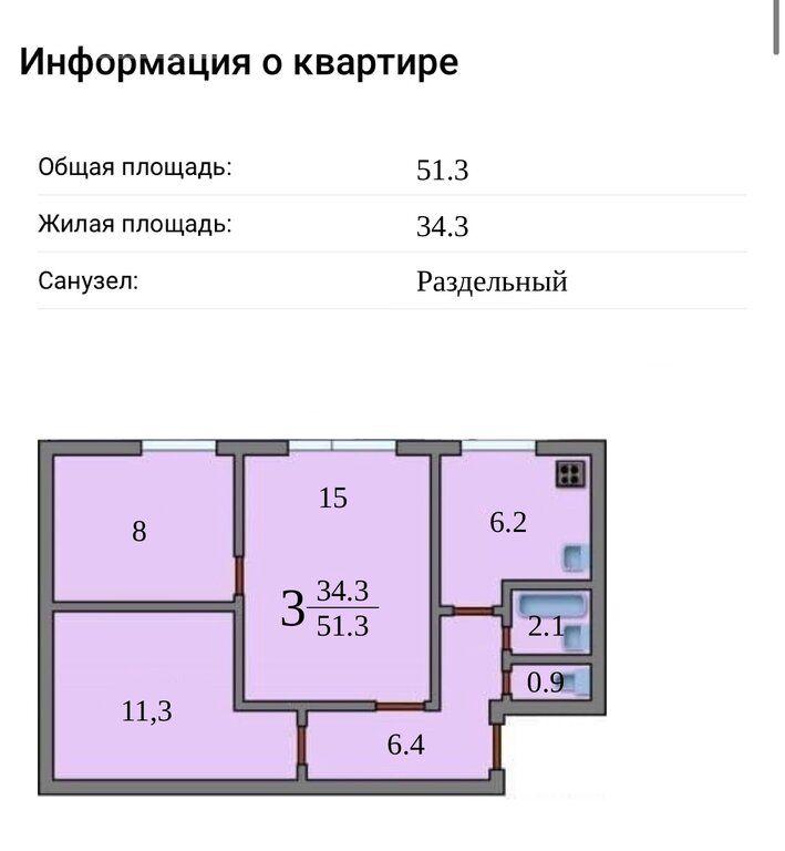 Продажа трёхкомнатной квартиры Москва, метро Авиамоторная, Душинская улица 18к1, цена 13700000 рублей, 2021 год объявление №636592 на megabaz.ru