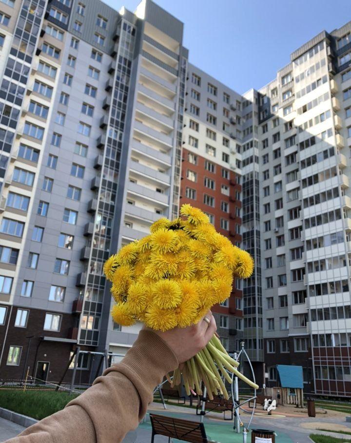 Продажа однокомнатной квартиры деревня Бородино, Малая Бородинская улица 1к2, цена 5500000 рублей, 2021 год объявление №439933 на megabaz.ru