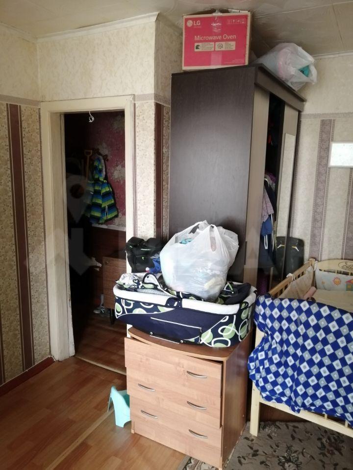Продажа однокомнатной квартиры село Рогачёво, улица Мира, цена 1300000 рублей, 2020 год объявление №394138 на megabaz.ru