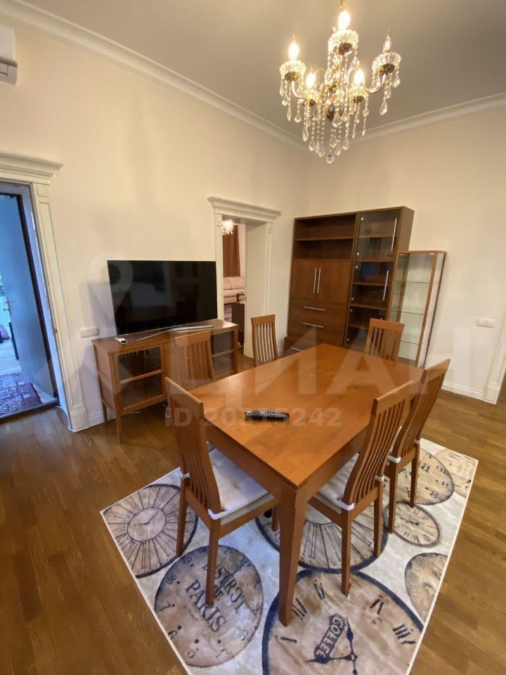Аренда дома деревня Жуковка, цена 1056619 рублей, 2020 год объявление №1112382 на megabaz.ru
