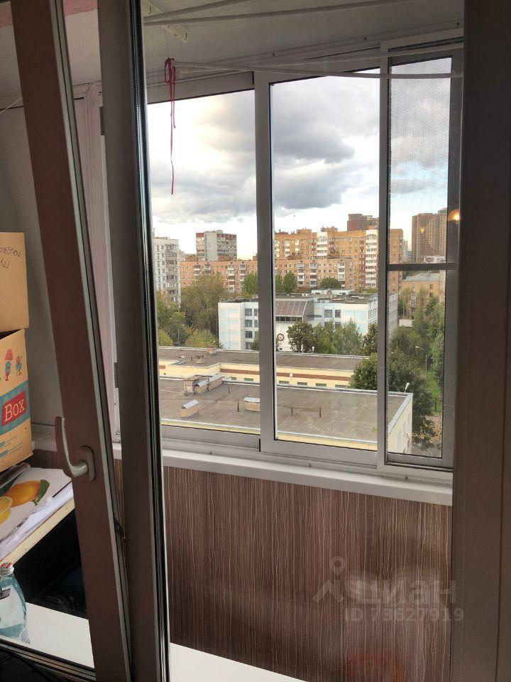 Продажа трёхкомнатной квартиры Москва, метро Кожуховская, 5-я Кожуховская улица 18к1, цена 16100000 рублей, 2021 год объявление №628596 на megabaz.ru