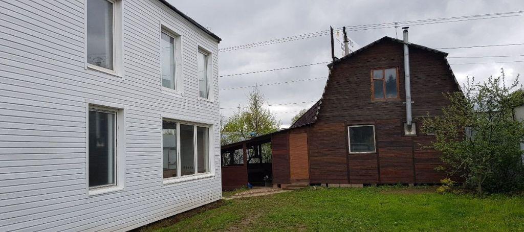 Продажа дома деревня Шолохово, Шоссейная улица, цена 9700000 рублей, 2021 год объявление №394604 на megabaz.ru