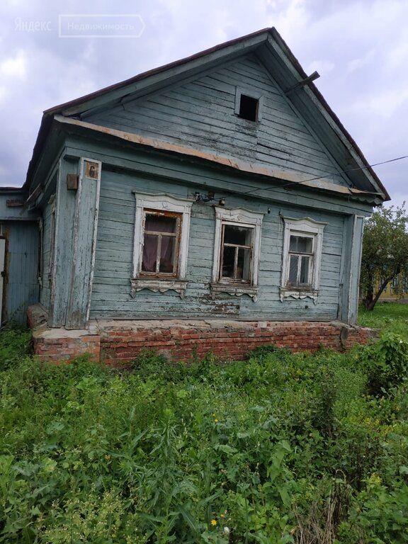 Продажа дома деревня Никольское, цена 1050000 рублей, 2021 год объявление №524878 на megabaz.ru