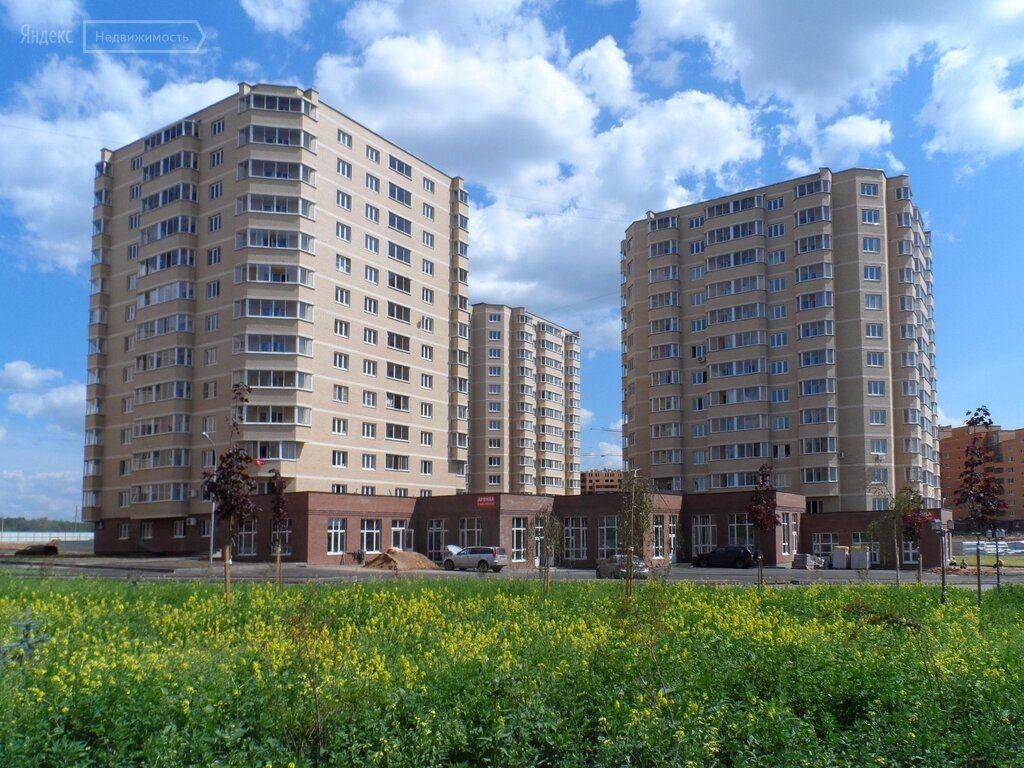 Продажа студии село Рождествено, Сиреневый бульвар 6, цена 3400000 рублей, 2021 год объявление №482527 на megabaz.ru