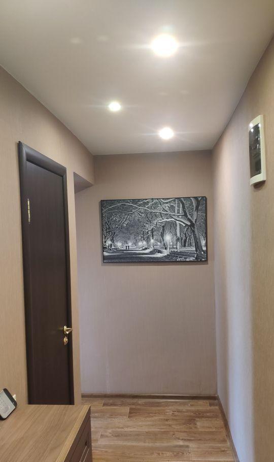 Продажа двухкомнатной квартиры поселок Авсюнино, улица Ленина 14, цена 2250000 рублей, 2020 год объявление №395322 на megabaz.ru