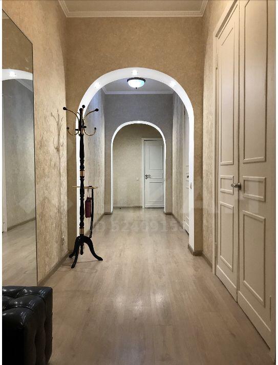 Продажа трёхкомнатной квартиры Москва, метро Беговая, Беговая улица 2, цена 17200000 рублей, 2020 год объявление №395107 на megabaz.ru