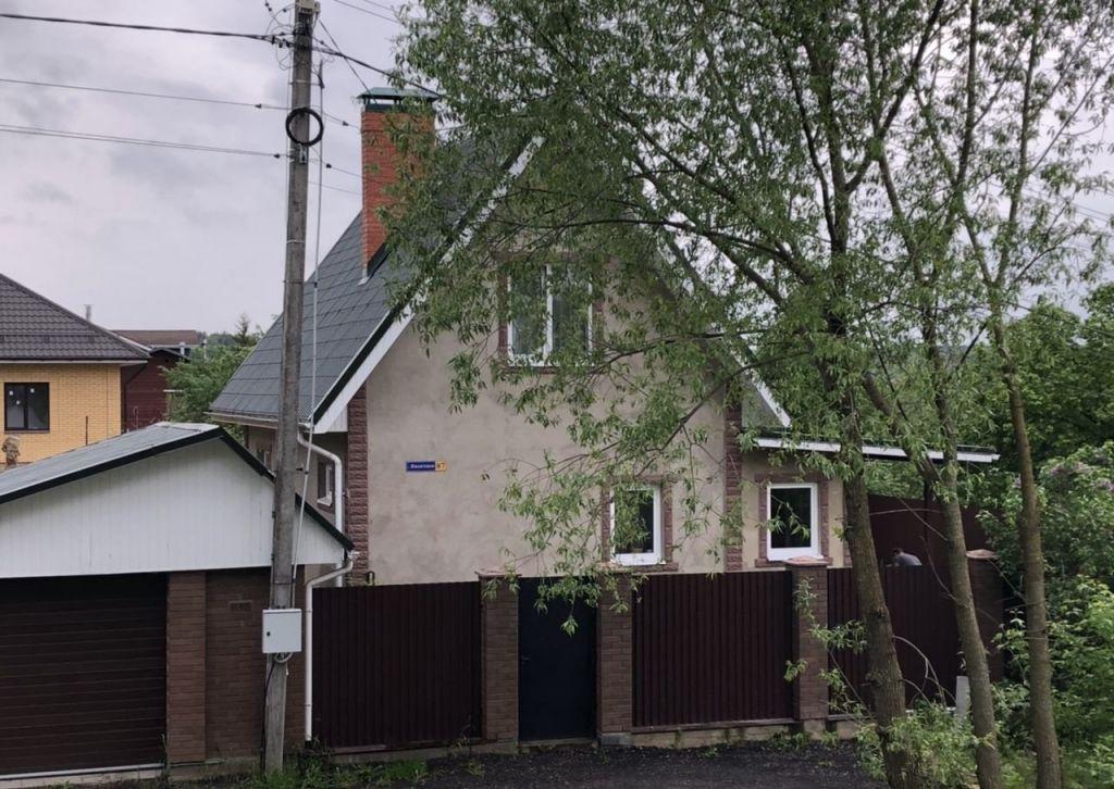 Продажа дома село Никитское, цена 6700000 рублей, 2020 год объявление №410102 на megabaz.ru