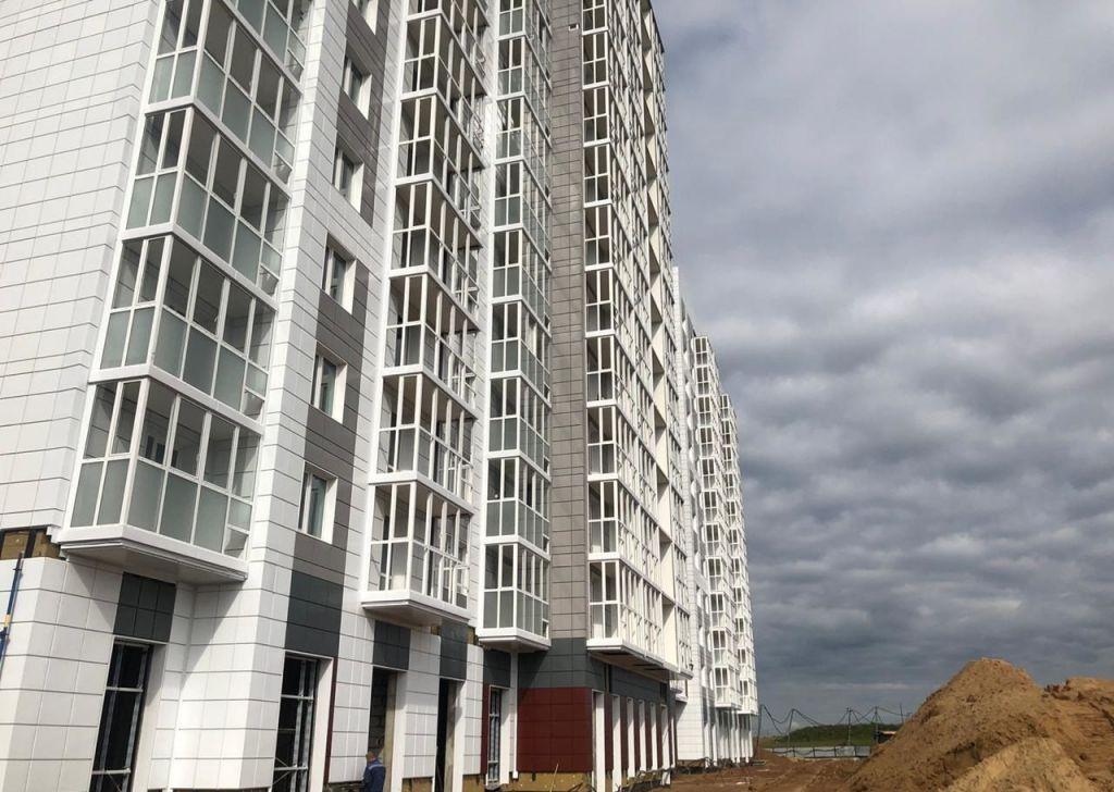 Продажа однокомнатной квартиры село Воскресенское, цена 5500000 рублей, 2020 год объявление №486073 на megabaz.ru