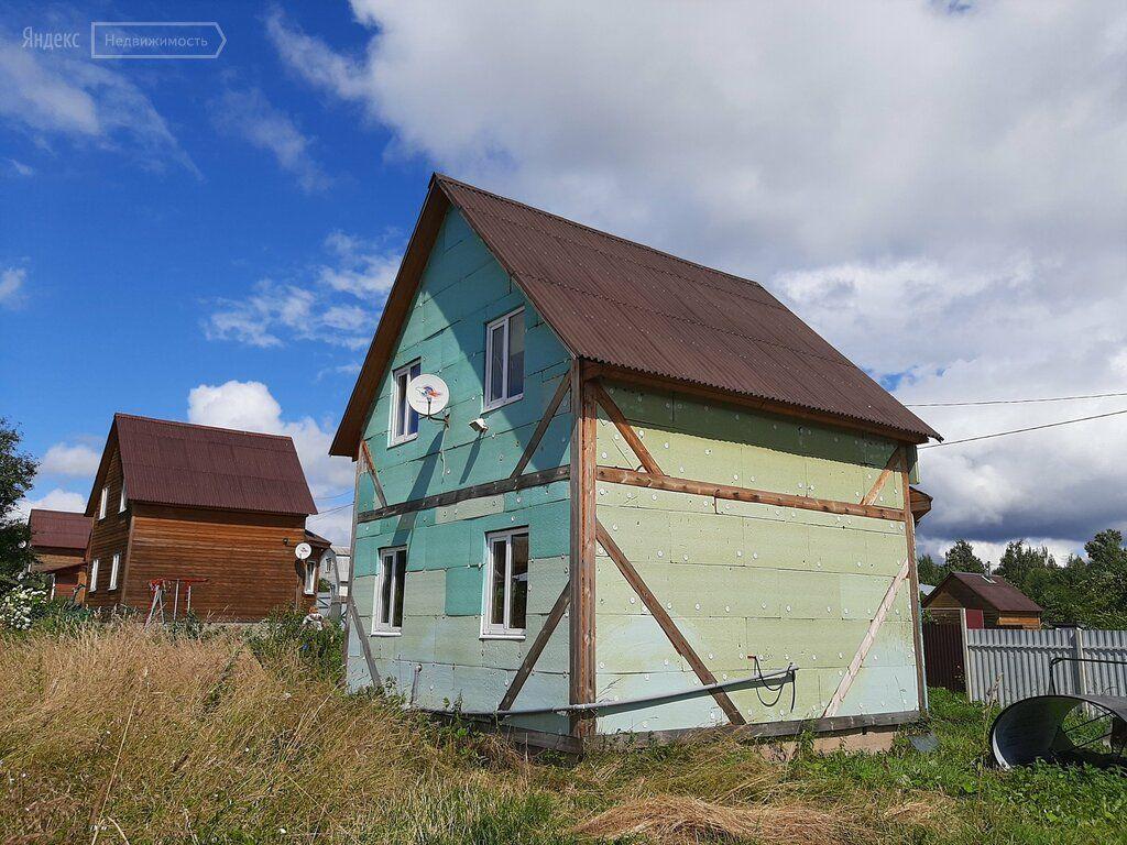 Продажа дома деревня Рогачёво, цена 1290000 рублей, 2020 год объявление №466032 на megabaz.ru