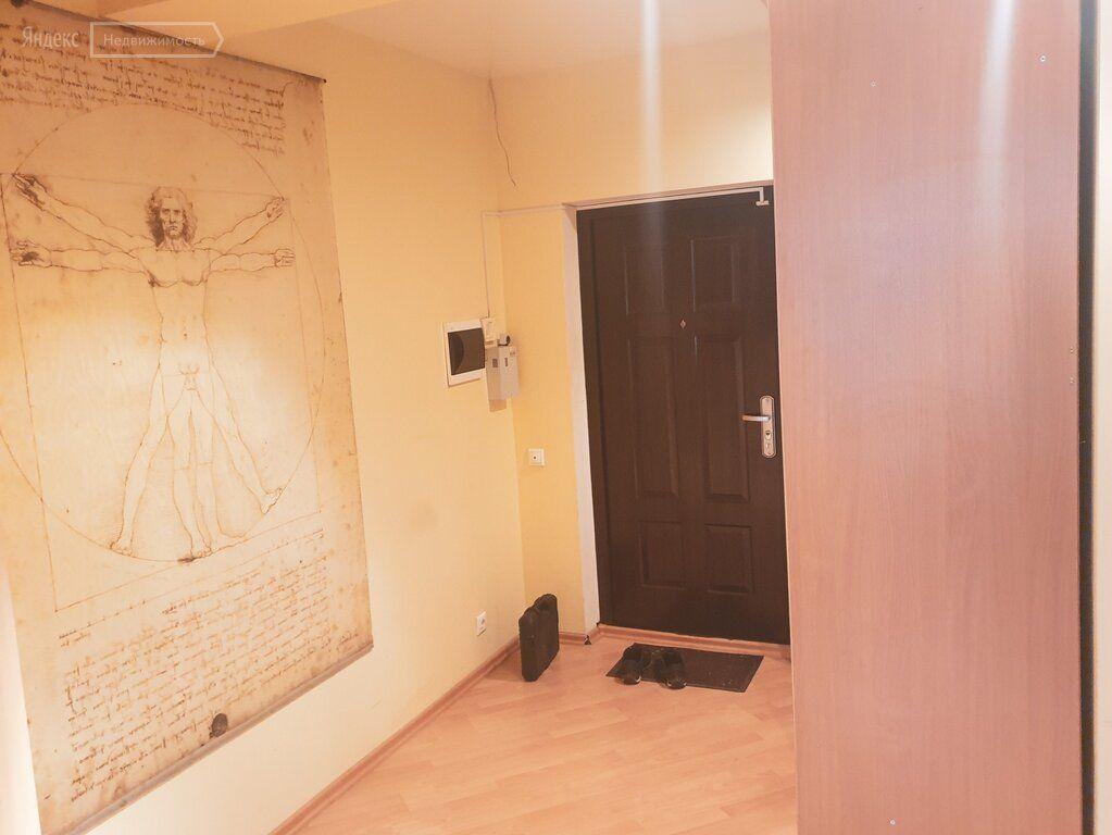 Аренда однокомнатной квартиры Москва, метро Измайловская, 6-я Парковая улица 9, цена 50000 рублей, 2021 год объявление №1328886 на megabaz.ru