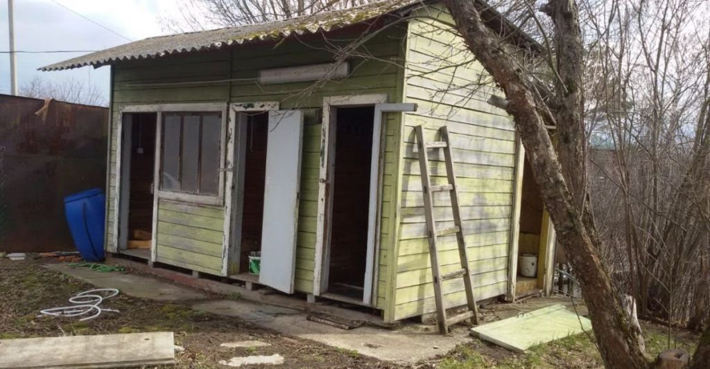 Продажа дома садовое товарищество Строитель, цена 750000 рублей, 2020 год объявление №409976 на megabaz.ru