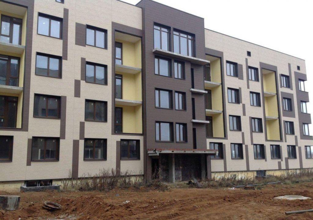Продажа однокомнатной квартиры деревня Жабкино, цена 2850000 рублей, 2021 год объявление №399899 на megabaz.ru