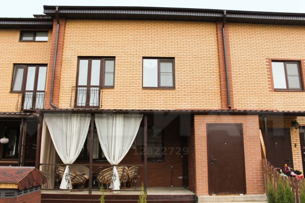 Продажа дома деревня Шолохово, улица Экодолье 15Б, цена 9700000 рублей, 2020 год объявление №413729 на megabaz.ru
