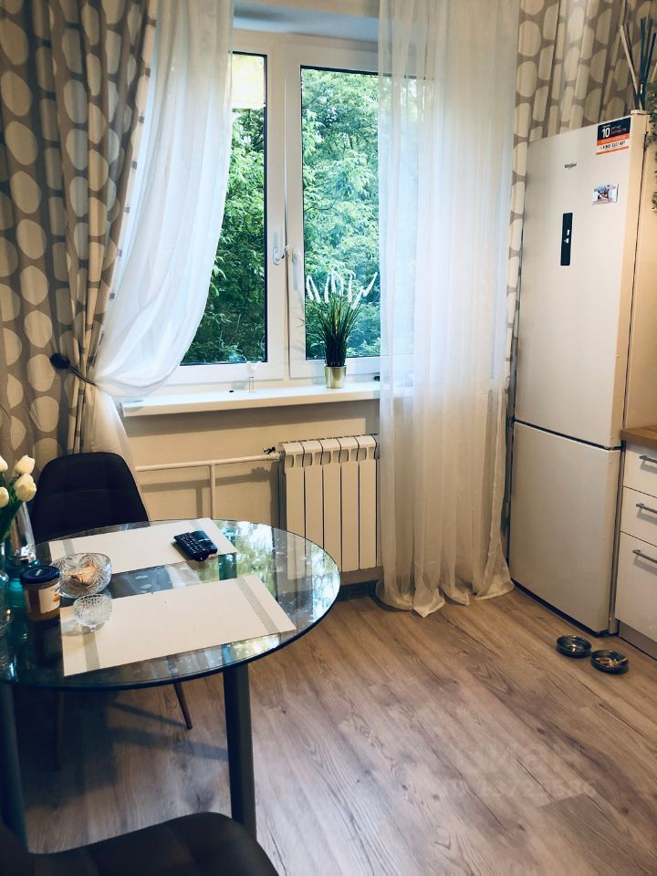 Аренда однокомнатной квартиры Москва, метро Волжская, цена 40000 рублей, 2021 год объявление №1401984 на megabaz.ru