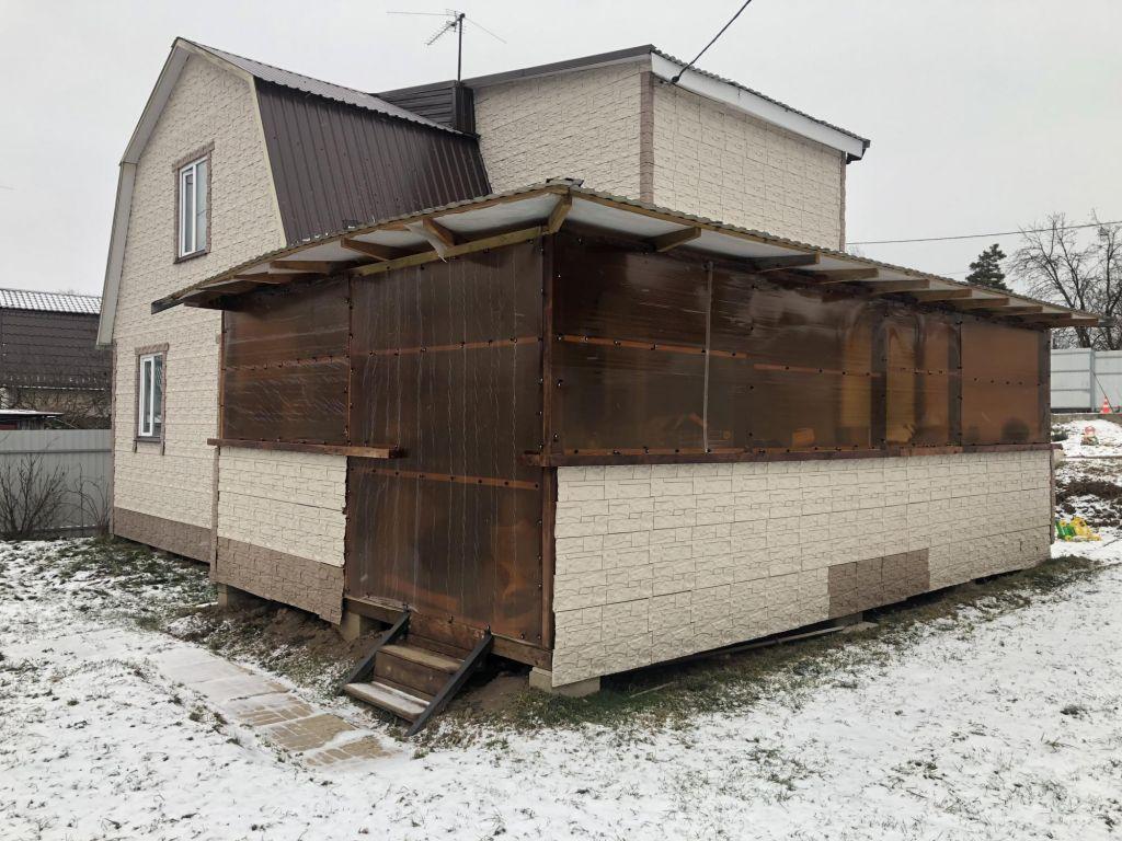 Продажа дома деревня Васькино, цена 3250000 рублей, 2021 год объявление №396050 на megabaz.ru