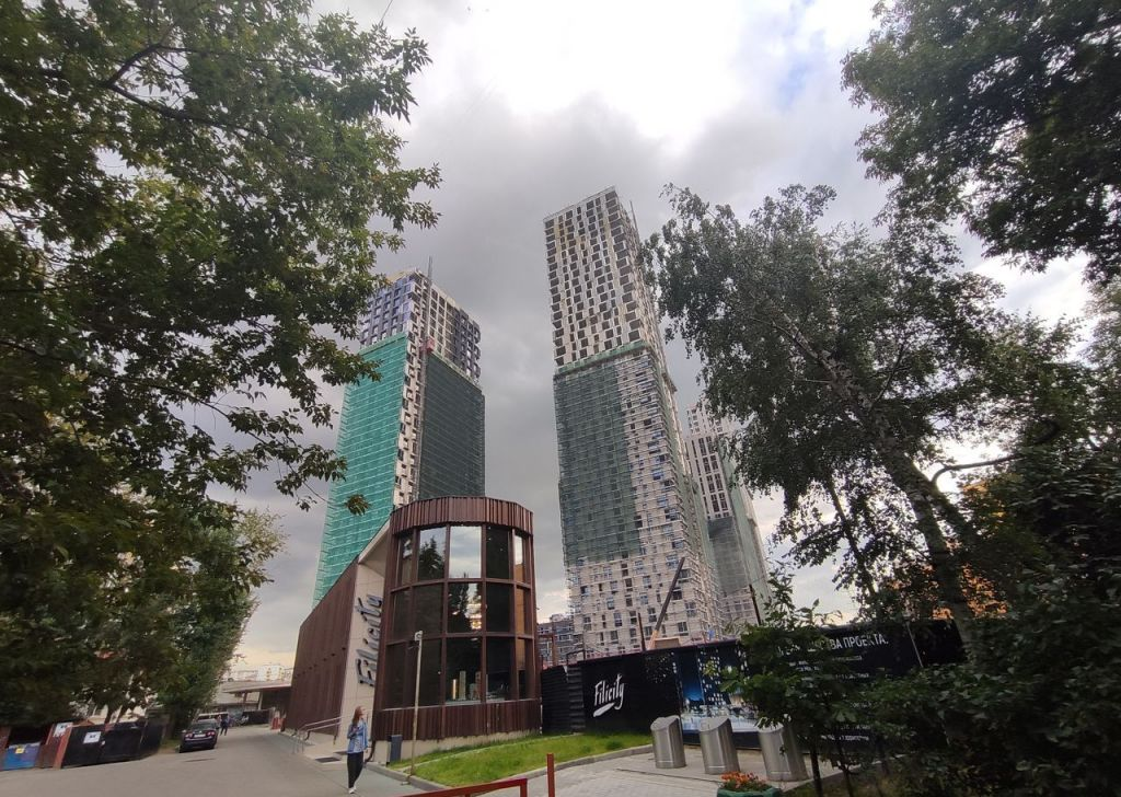 Продажа однокомнатной квартиры Москва, метро Фили, цена 12990000 рублей, 2021 год объявление №494116 на megabaz.ru