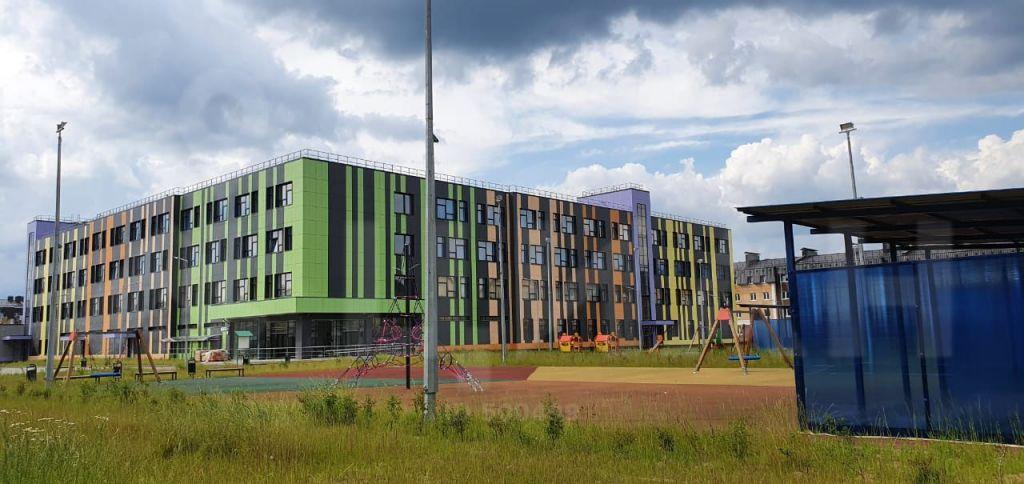 Продажа однокомнатной квартиры Королёв, Бурковский проезд 52к2, цена 3350000 рублей, 2020 год объявление №451619 на megabaz.ru