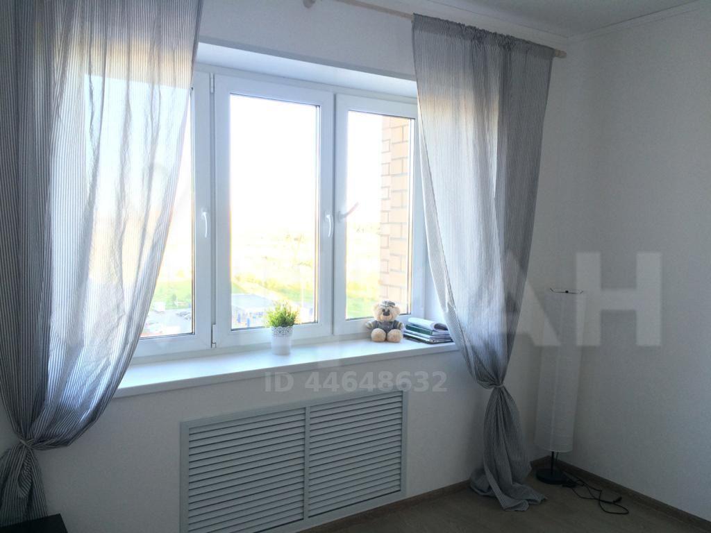 Продажа однокомнатной квартиры поселок Мебельной фабрики, Заречная улица 3, цена 4650000 рублей, 2021 год объявление №396528 на megabaz.ru