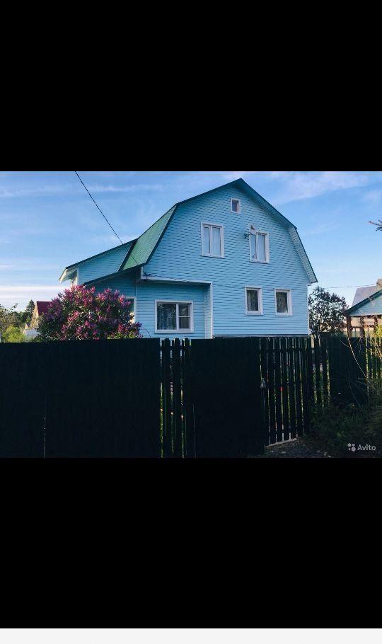 Продажа дома СНТ Заозёрный, Ивантеевская улица 9, цена 720000 рублей, 2020 год объявление №398498 на megabaz.ru