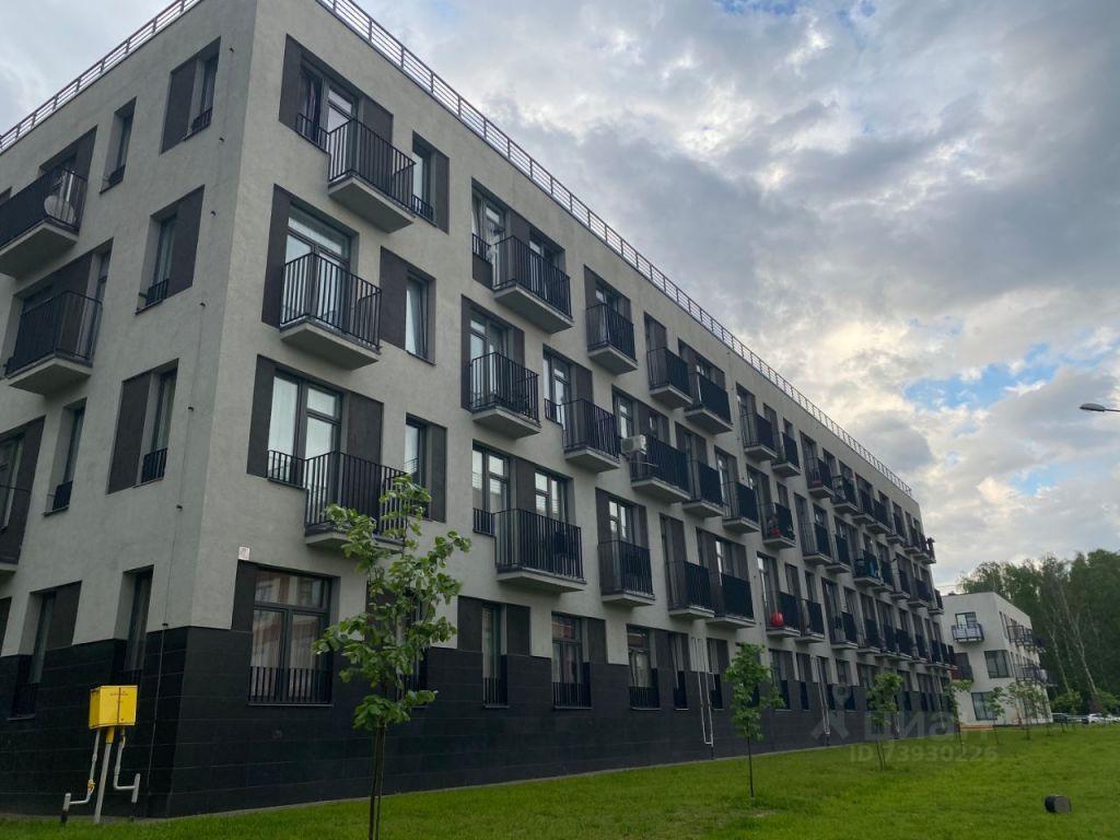 Продажа однокомнатной квартиры поселок Мещерино, метро Домодедовская, цена 4750000 рублей, 2021 год объявление №629233 на megabaz.ru