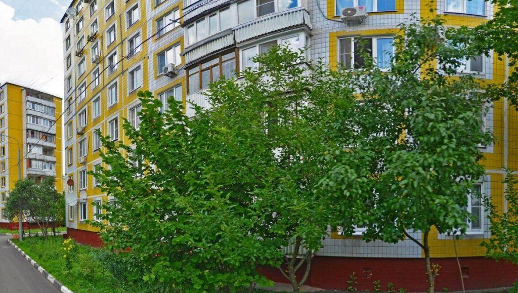 Продажа однокомнатной квартиры Москва, метро Ясенево, Литовский бульвар 46к2, цена 6300000 рублей, 2020 год объявление №400358 на megabaz.ru