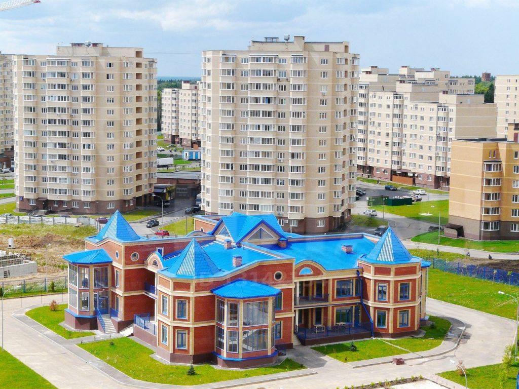 Продажа трёхкомнатной квартиры село Рождествено, метро Волоколамская, Сиреневый бульвар 1, цена 4890000 рублей, 2021 год объявление №400723 на megabaz.ru