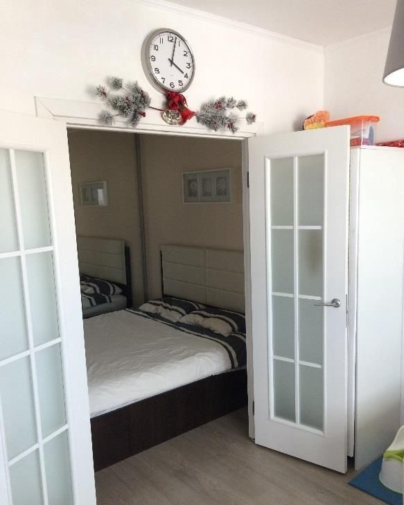 Продажа однокомнатной квартиры поселок Мебельной фабрики, Заречная улица 3, цена 4390000 рублей, 2021 год объявление №390326 на megabaz.ru