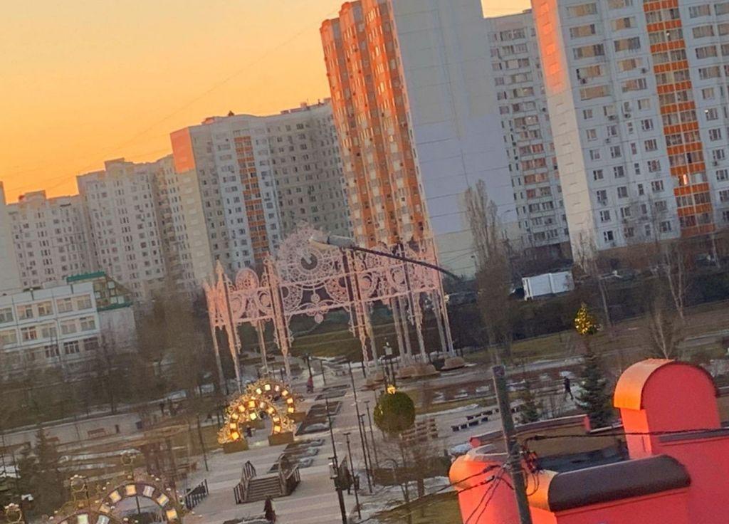 Продажа студии Москва, метро Улица Горчакова, Бартеневская улица 41, цена 2850000 рублей, 2020 год объявление №398978 на megabaz.ru