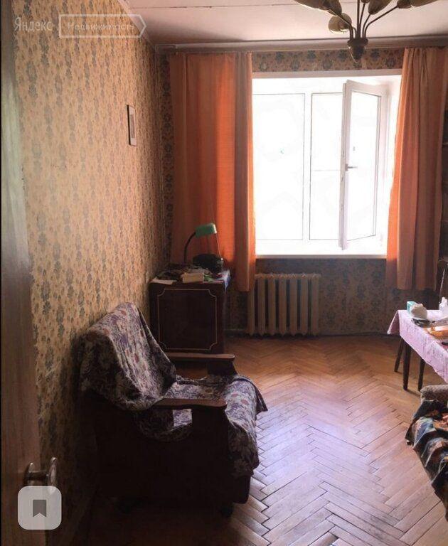 Продажа двухкомнатной квартиры Москва, метро Шаболовская, Хавская улица 3к1, цена 14800000 рублей, 2020 год объявление №396899 на megabaz.ru