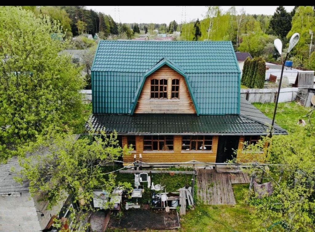 Продажа дома СНТ Заозёрный, Ивантеевская улица, цена 3750000 рублей, 2021 год объявление №397232 на megabaz.ru